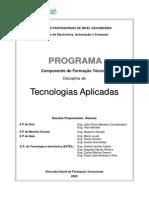 PEAC TECA Programa