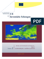 UE - Inventário Schengen (Volume 2)
