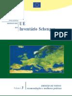 UE - Inventário Schengen (Volume 3)