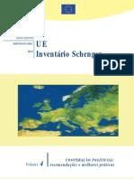 UE - Inventário Schengen (Volume 4)