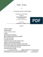 Zend - Avesta-01-français-Gustav Theodor Fechner..odt