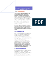 Los 5 Puntos Imprescindibles Para El Cuidado de La Piel