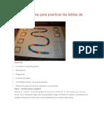 juego de mesa para practicar las tablas de multiplicar