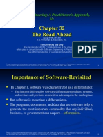 Software Engineering: A Practitioner's Approach,  6/e