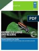 case study ecotourism sarawak malaysia