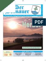 Der Bernauer - November 2013