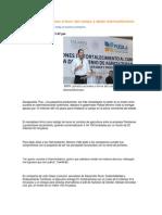 29-10-2013 Puebla Noticias - RMV Prioriza Acciones a Favor Del Campo y Abate Intermediarismo
