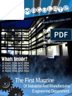 Departmental Magazine
