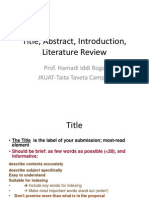 Title, Abstract, Introduction, Literature Review-Boga.ppt