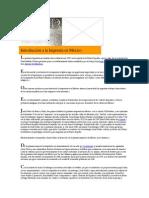 Introducción a la Imprenta en México