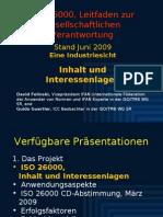 ISO 26000 (2) Inhalt 2009-06