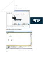 Rede Wireless Packet Tracer