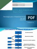 Tecnologías de Tratamiento de Aguas Residuales - Tacna 220612.ppt