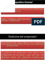 Sindrome Del Emperador