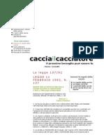 Caccia La legge 157 92.pdf