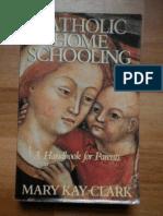 Cap 10 Catholic Homeschooling