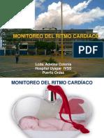 Monitoreo del Ritmo cardíaco - REDVENEO