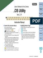 Manual EOS Utility