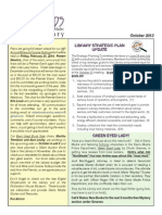 Friends of the Sierra Madre Library Newsletter October 2013