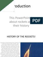 introduction of rocketsssssssssssssss
