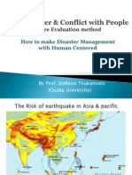 (2) Human Centered Disaster management 24th Oct.ppt