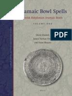 Aramaic spells and magic