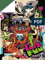 revista Diseño Grafico Design Flip