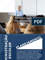 Pós-graduação em Administração Escolar e Planejamento - Grupo Educa+ EAD