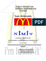A Project Report on Management Information System
