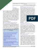 Hidrocarburos Bolivia Informe Semanal Del 27 de Julio Al 2 de Agosto 2009