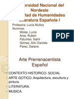 Arte Prerrenacentista español2