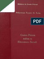 LEÃO, Polycarpo Lopes