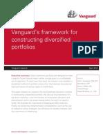 Vanguard - Framework For Constructing Diversified Portfolios