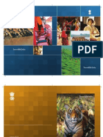 Annual Report - Tourism Ministry-India