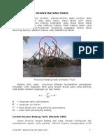 BATANG TEKAN & BATANG TARIK - METODE ASD (KULIAH AS-2).DOC