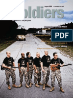 Soldiers Magazine, US Army, August 2009 - US Army Africa Special Report