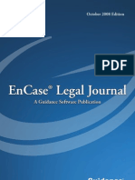 EnCase Legal Journal 10.2008