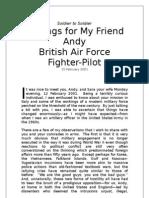 A Vietnam Veteran Chides a British Air Force Pilot