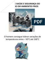 GESTÃO DE SSO EM AMBIENTES FRIOS