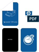 Service Manual - HP LaserJet 1200 Series