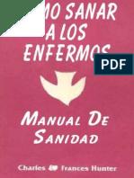 Spanish - COMO SANAR A LOS ENFERMOS
