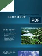 biomes and life