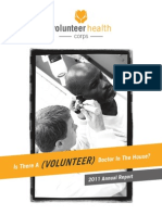 VHC Annual Report 2011