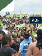 Discurso Ao Povo Brasileiro, Por Marcio Grei Teixeira Lima