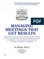 Brian Tracy_Managing Meetings That Get Results.pdf