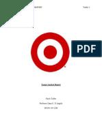 Analyst Report