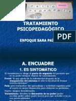 TRATAMIENTO PSICOPEDAGÓGICO. PAIN