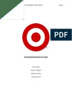 Financial Statement Case Study
