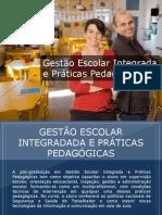 Pós-graduação em Gestão Escolar Integrada e Práticas Pedagógicas - Grupo Educa+ EAD