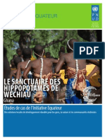 Études de cas de l'Initiative Equateur